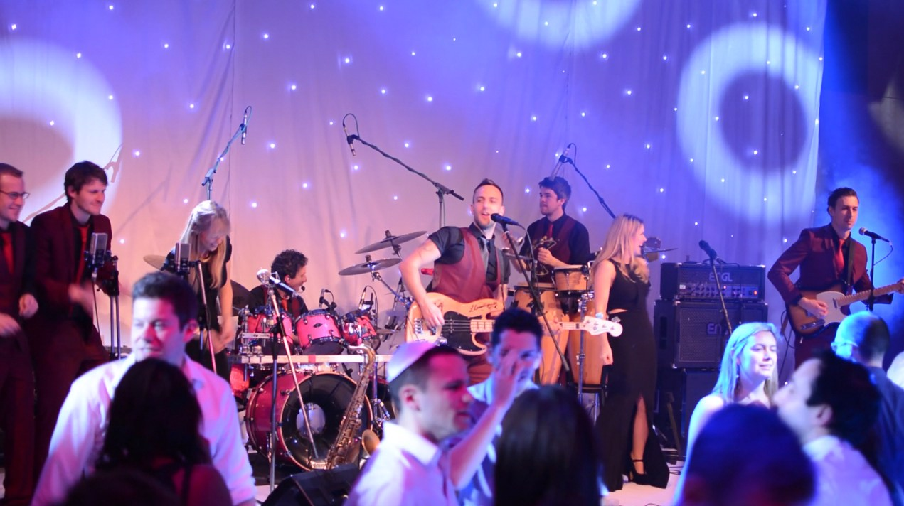HIRE THE FINEST ESSEX WEDDING BAND