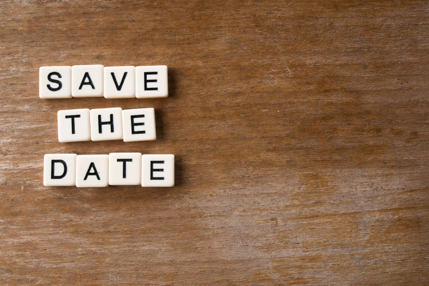 Save the Date iStock_000076092335_Small