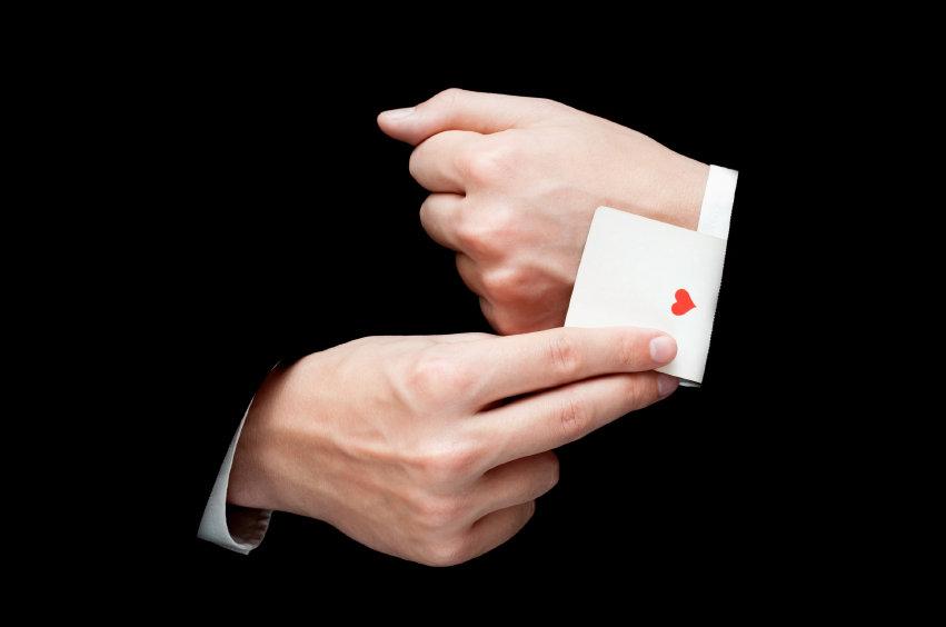 magician card trick iStock_000036443994_Small