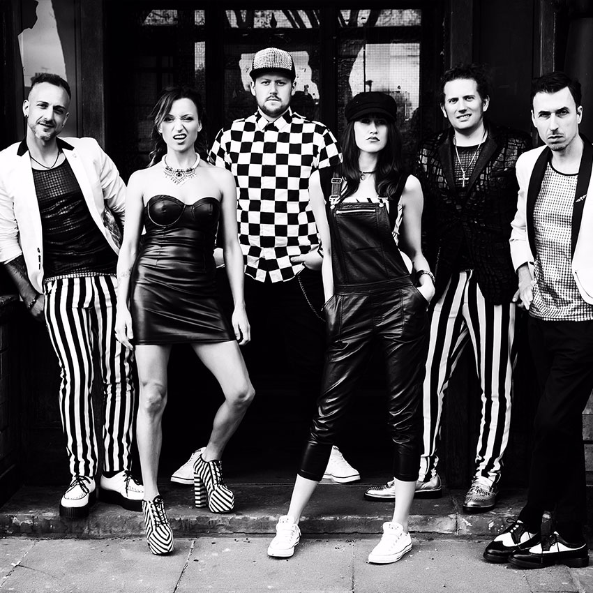 The Talent is the number one party band for hire in London.