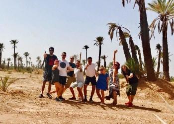 8 Piece Band - Marrakech, September 2017
