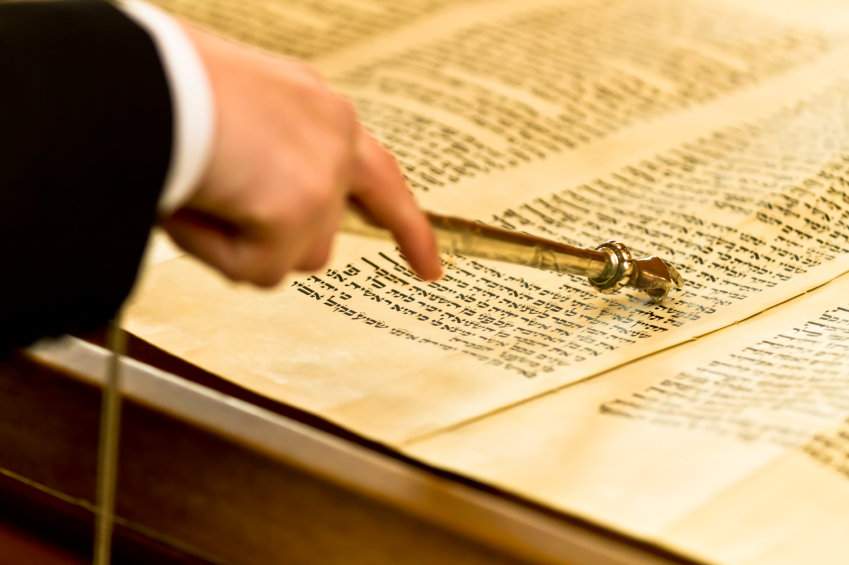 Reading The Torah iStock_000019051012_Small