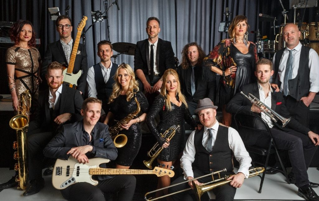 The Talent Band